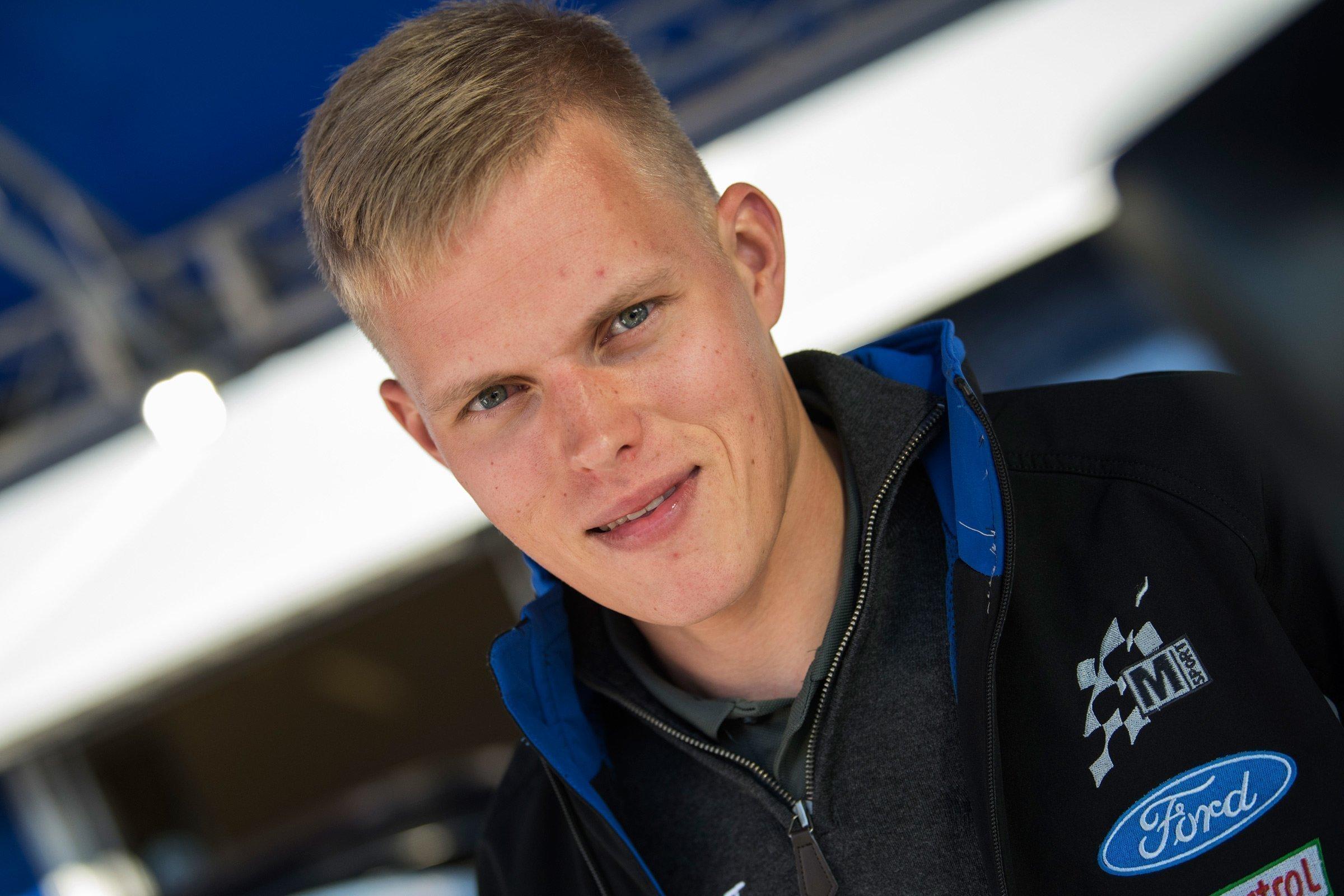 WRC. Пилот M-Sport Отт Тянак подписал договор скомандой Тоёта