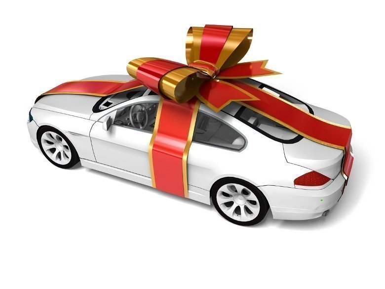 Подарок автомобиль на день рождения картинки 21