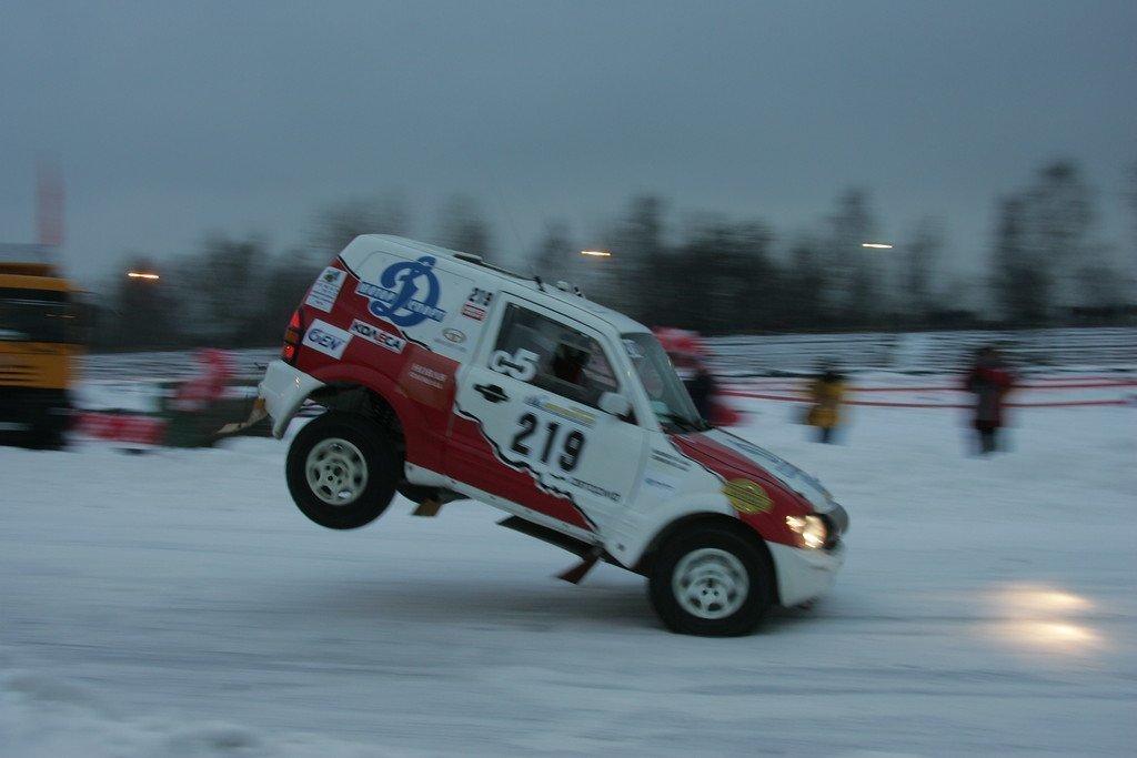 зимняя гонка фрэнки машины решили собирать жетоны