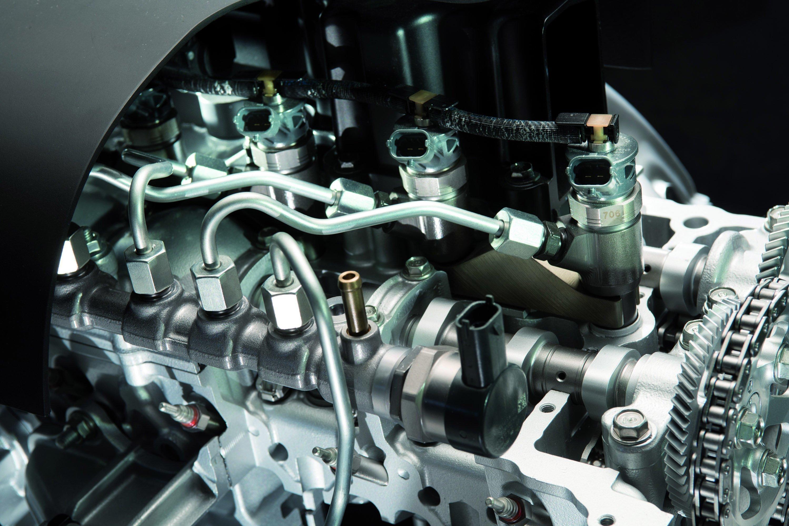 Хонда Civic получит линейку двигателей с1,6-литровым «дизелем