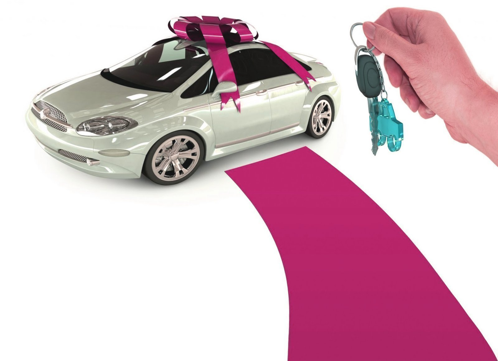 Автомобили в подарок открытку, для