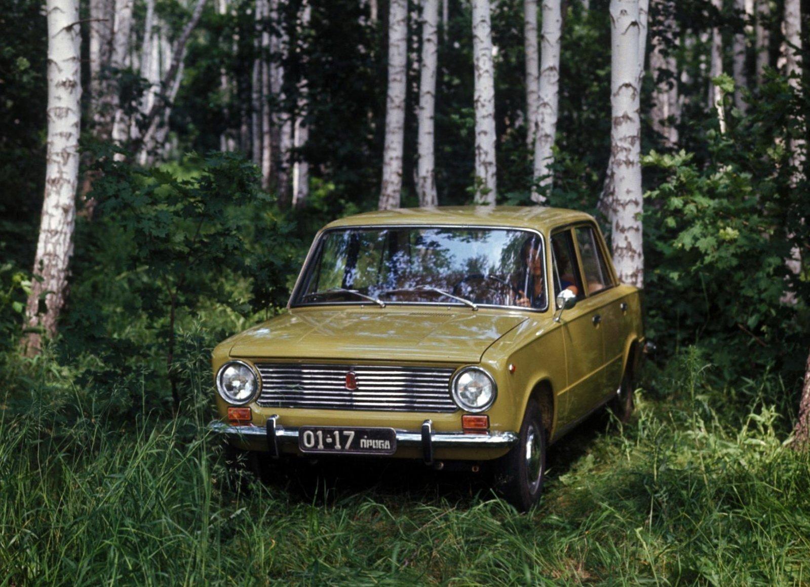 В Российской Федерации только один из 5-ти реализованных авто