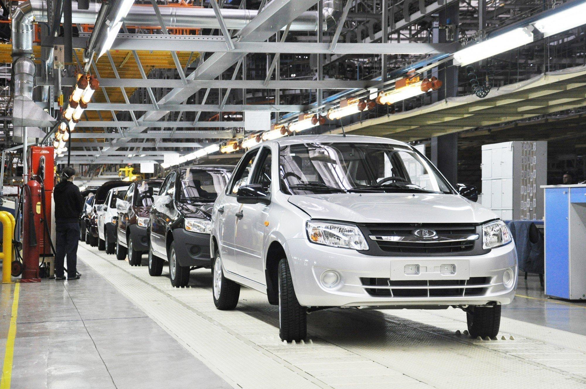 Минпромторг представил стратегию развития экспорта авто