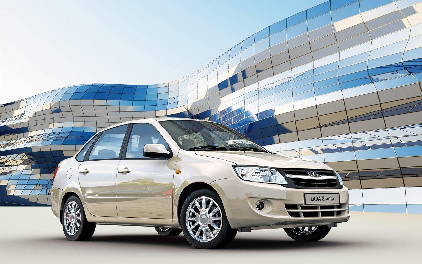 Лада Vesta CNG будет втечении месяца отработает столичным такси