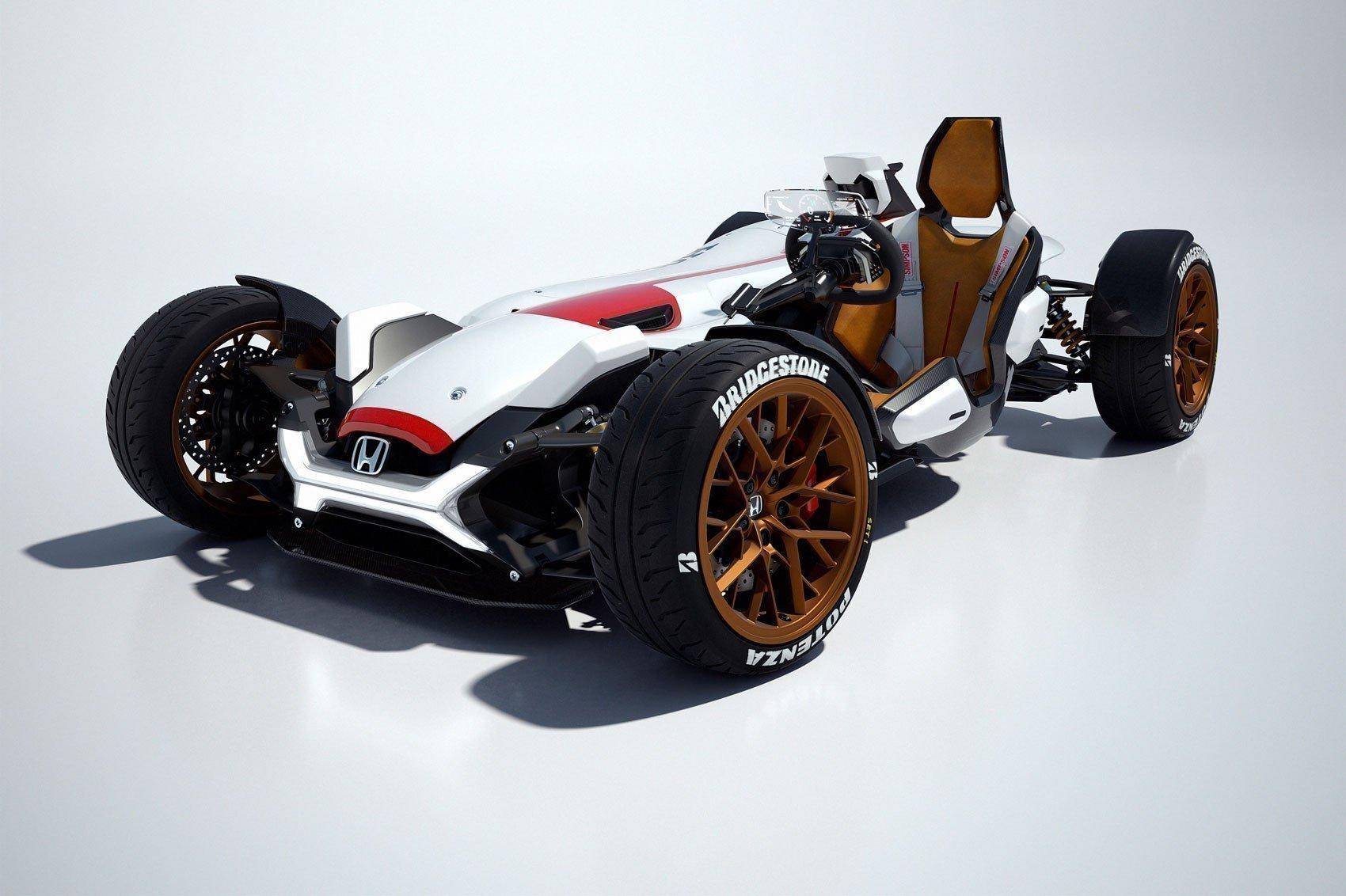 Компания Хонда планирует серийный выпуск модели Project 2&4