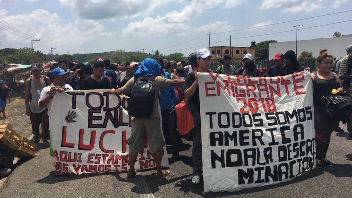 Мексика указала Трампу, что за заезд мигрантов должны отвечать власти США