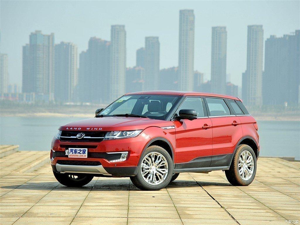 Land Rover продолжит бороться скитайскими копиями своих авто