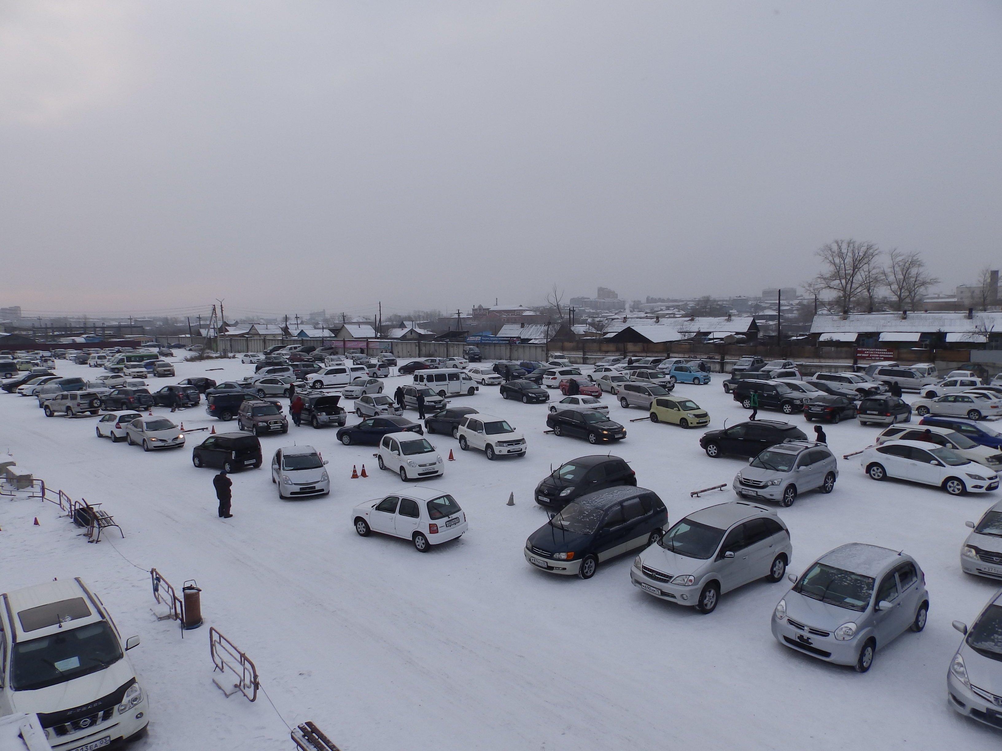 Продажи легковушек в Российской Федерации упали на5% зимой