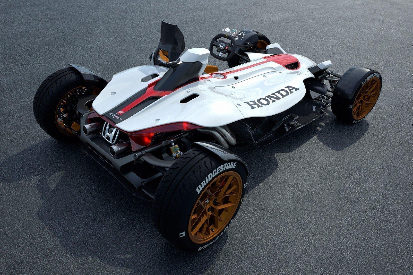 Хонда запустит всерию версию спорткар Project 2&4