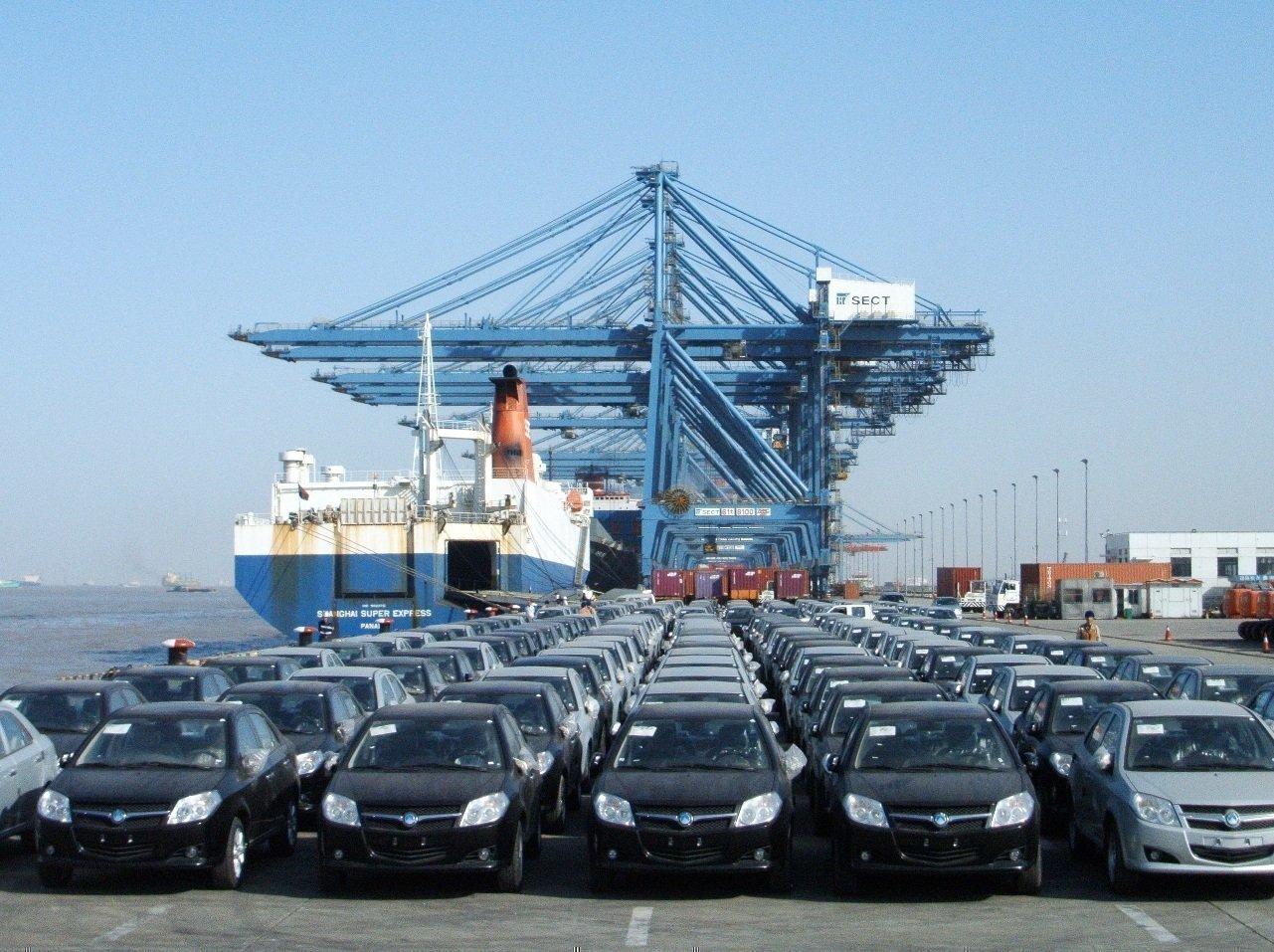 В 2017 экспорт легковых авто из РФ увеличился на35%