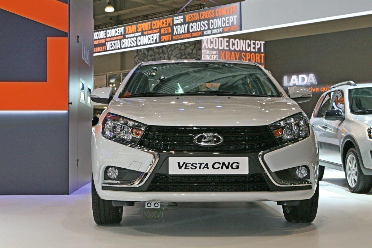 «АвтоВАЗ» запустил впроизводство экологичную Лада Vesta