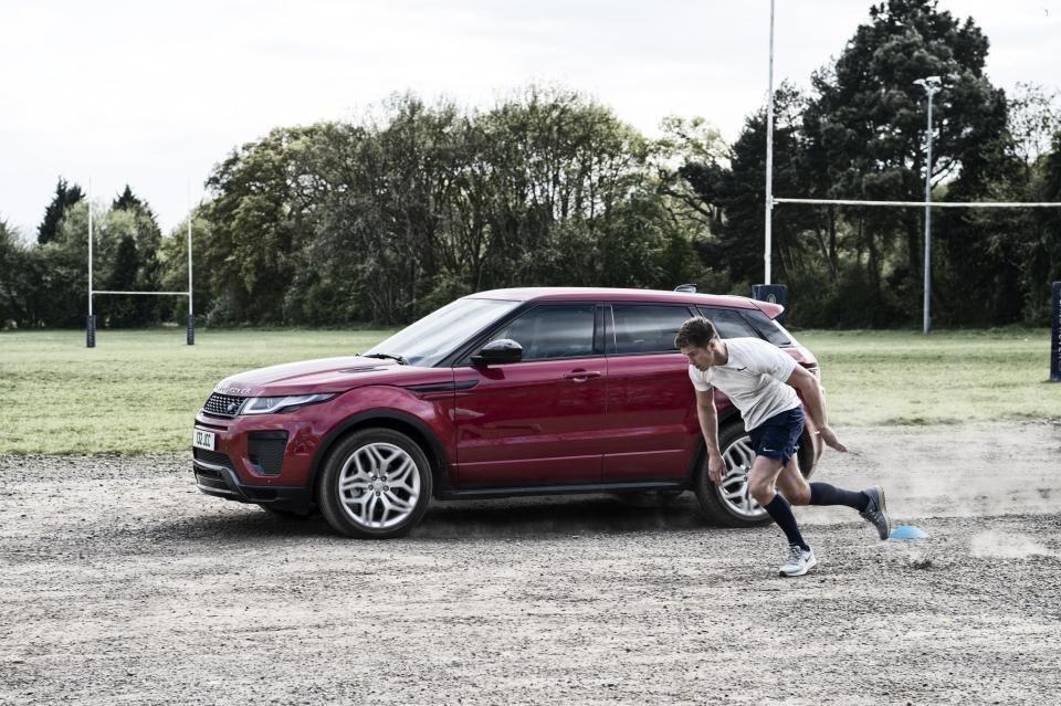Range Rover Evoque и Лэнд Ровер Discovery Sport получат новые двигатели