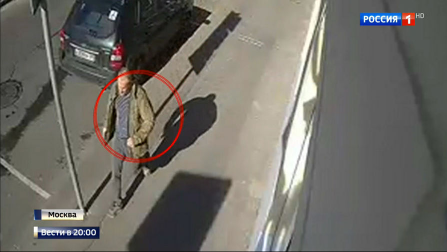 В столицеРФ  схвачен  шофёр  БМВ , напавший наженщину сдетьми