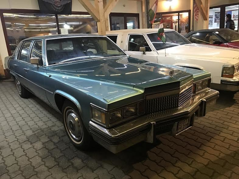 Cadillac Deville 1978 года