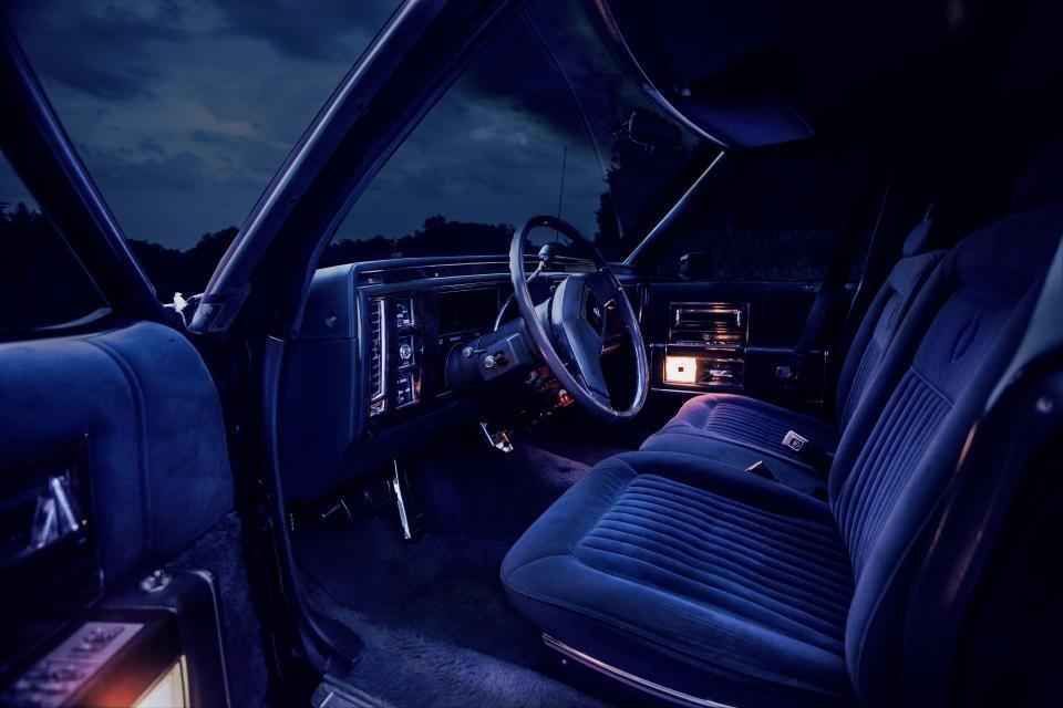 ВБритании продаётся автомобиль «охотников запривидениями»