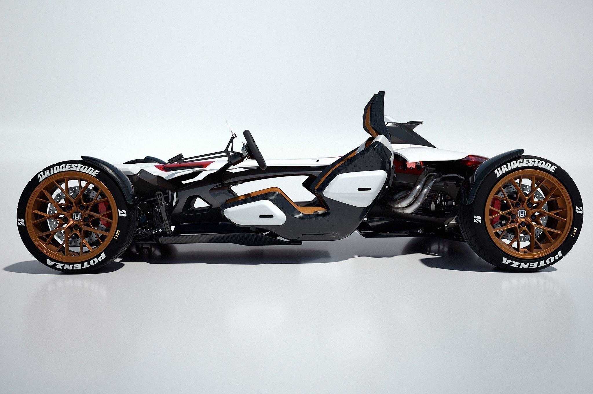 В текущем году Хонда выпустит серийный спорткар Project 2&4