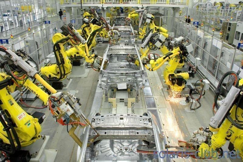 Треть авто русского производства выпускается вПетербурге