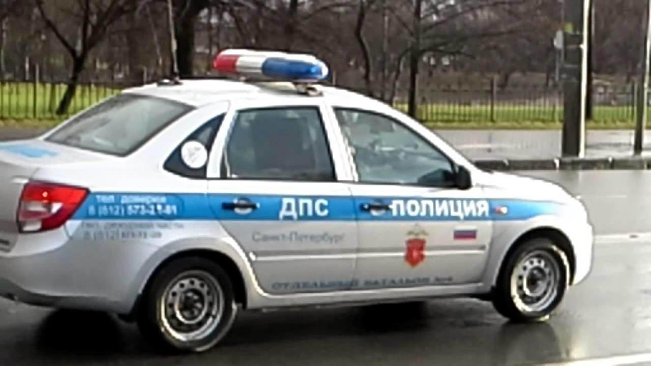 Машина ДПС вТомске сбила юриста поделам оДТП