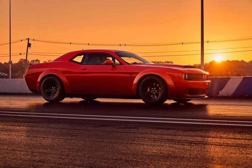 Тюнинговый Dodge Challenger SRT Demon получит 1500-сильный мотор