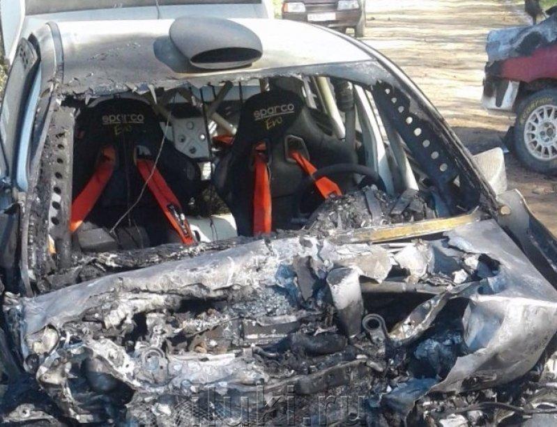 Наавторалли под Псковом столкнулись гонщики: один умер, трое ранены