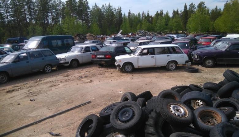 Финская таможня проведет новый аукцион попродаже авто беженцев